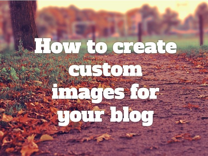 Create Your Own Professional Images For Your Website