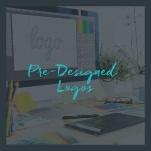 Pre-Designed Logos
