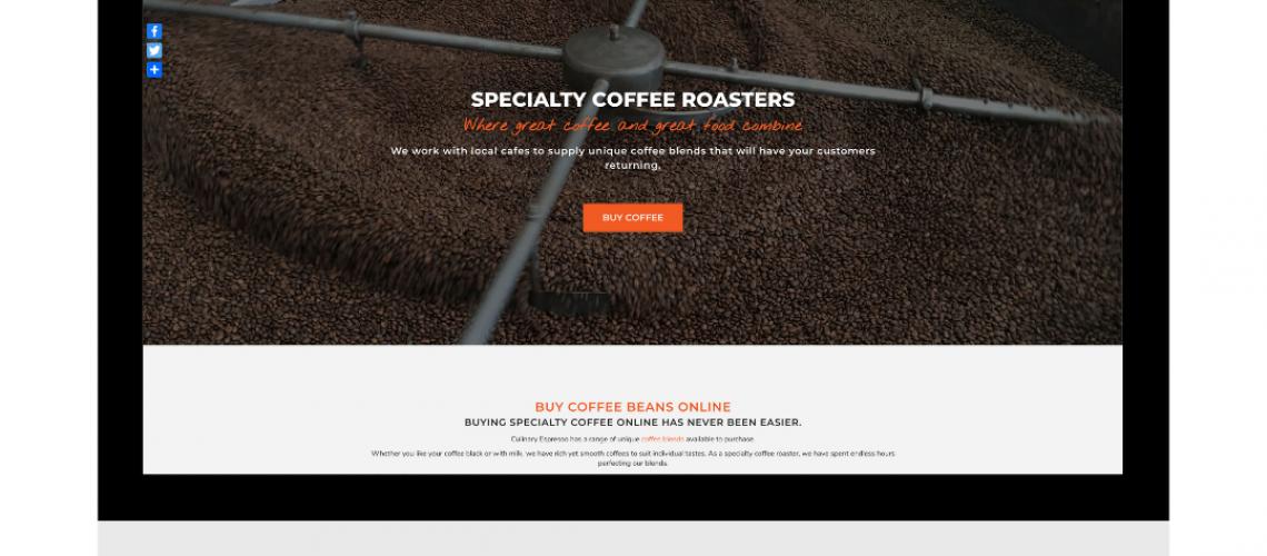 Culinary-Espresso-Ecommerce