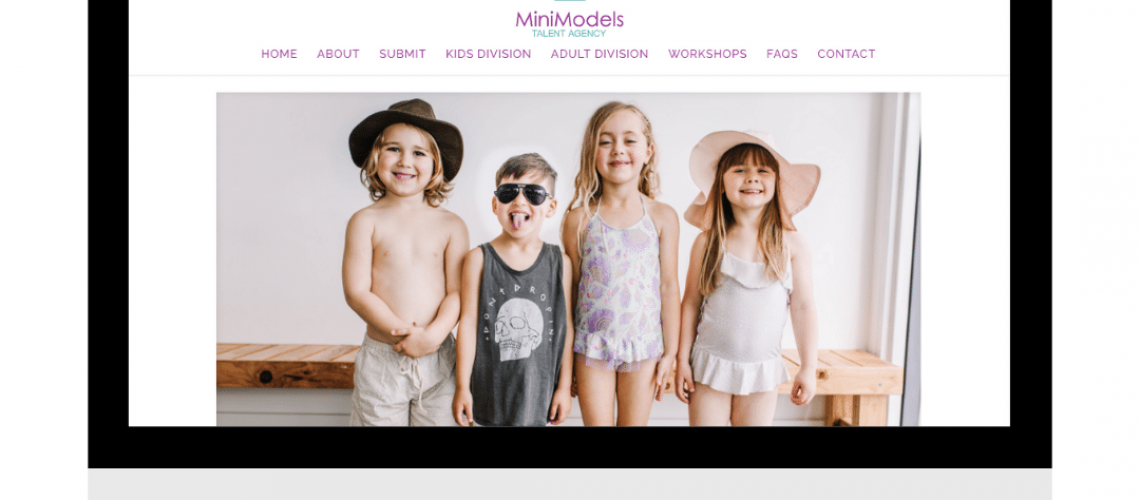 Mini-Models-Talent