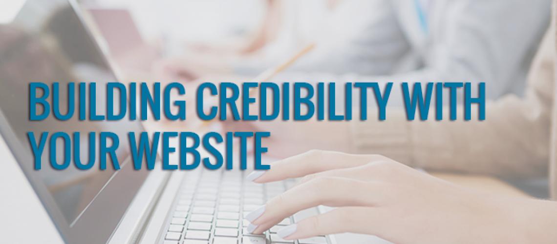 create-credible-website